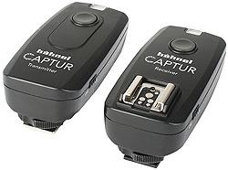 ریموت کنترل ترکیبی Hahnel Captur Nikon